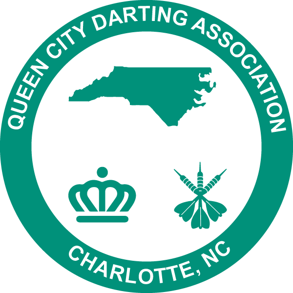 Queen City Darting Association Logo